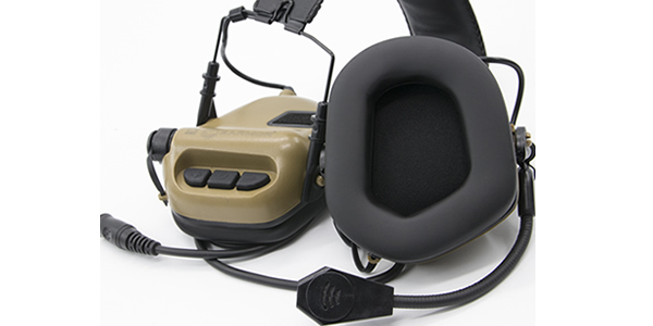 EARMOR M31 Electronic Hearing Protection